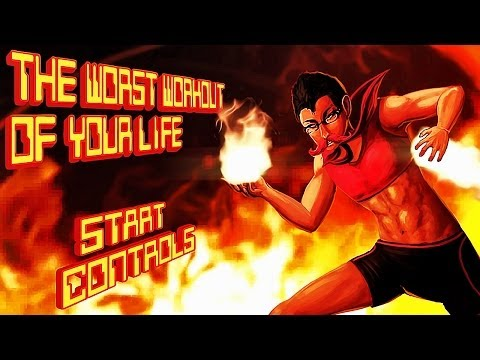 The Worst Workout of Your Life (Markiplier Fan Game)