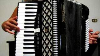 La Valse d'Amelie Accordion