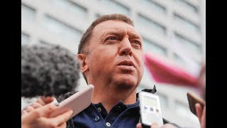 'It's all a lie,' Russian billionaire Deripaska says of U.S. accusations in Mueller probe