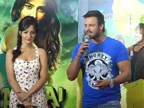 Vivek Oberoi And Neha Sharma At 'jayanta Bhai Ki Luv Story' Press Meet video