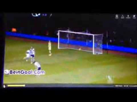 Andreas Weimann amazing goal vs. West Brom 29. Jan. 2014