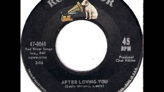 Video After Loving You Eddy Arnold