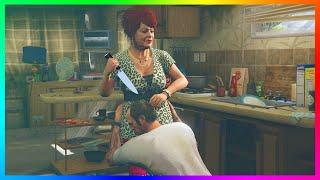 GTA 5 - DID TREVOR KILL HIS MOTHER? - Creepy/Dark Secrets + Mystery Of Mrs. Phillips (Trevor's Mom)