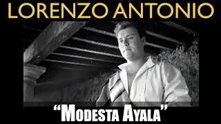 "Lorenzo Antonio - ""Modesta Ayala"""