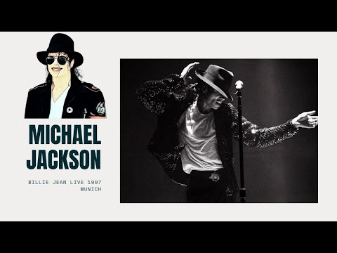 Michael Jackson - Billie Jean Live 1997 Munich