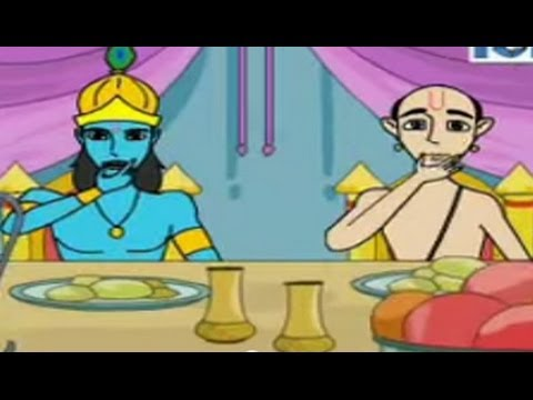 Krishna And Sudama - Friendship Stories - Animated Story For Kids video