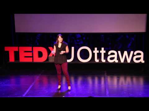 The wildly imaginative world of scientists: Nadine Wiper-Bergeron at TEDxUOttawa