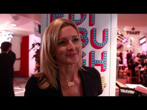 GEITF 2014 - MOTD  50 Years of Football - Gabby Logan