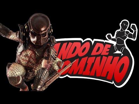 Bando de Hominho - Predator 2 Diorama by Sideshow Collectibles
