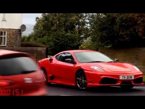 Quick Curry ft. Ferrari Scuderia F430 HD Short Film