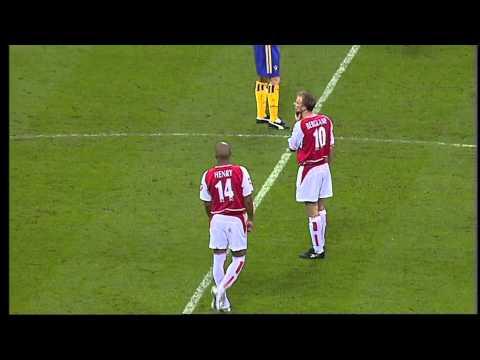Thierry Henry vs Southampton FA Cup Final 2003