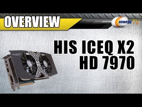 Newegg TV: HIS Radeon HD 7970 GHz Edition Overview with Benchmarks