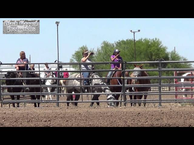 Barrel Racing Highlights From Marana Heritage Arena April 13th 2013