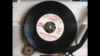 Keith Allison - Action, action, action (60'S GARAGE ROCK FUZZ)