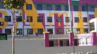 Gjimnazi Sami Frasheri ne Tirane 4 nentor 2012