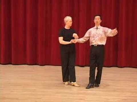 Silver Rumba - Alemana, Advanced Hip Twist, Walks, Back Check, Spot Turn Dance Lesson