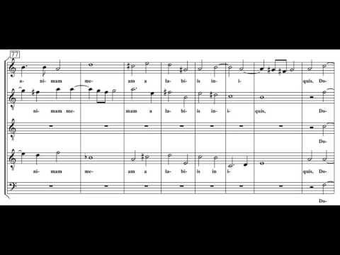 Heinrich Schütz - Ad Dominum cum tribularer, SWV 71