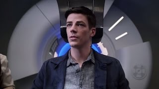 Barry Loses His Memory - The Flash 3x21