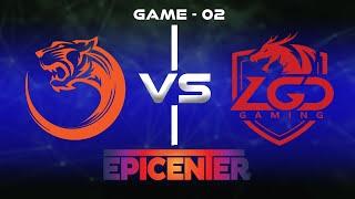 🔴Dota 2 Live | Epicenter Major 2019 - TNC vs PSG.LGD | English Cast | Lower Bracket Game 02