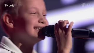 Top 10 Most Surprising Blind Auditions The Voice Kid 2018  No3