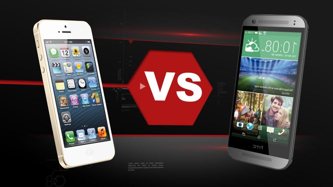 Htc one mini 2 vs iphone 5s