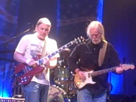 Derek Trucks and Jimmy Herring Guitar Duel 12/2/09