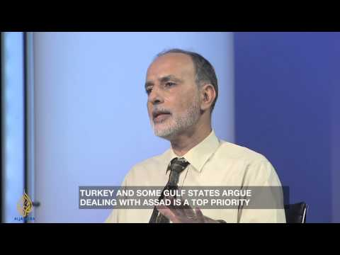 Inside Story - Getting rid of ISIL or Assad?