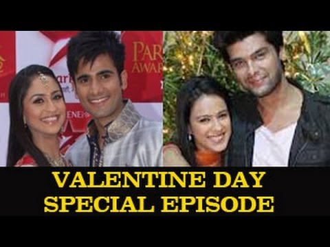 Watch Viren Jeevika's VALENTINE DAY SPECIAL EPISODE in Ek Hazaaron Mein Meri Behna Hain 11th February 2013