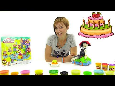 Видео и мультики для детей. Весёлая школа - Маша и сладости