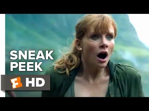 Jurassic World: Fallen Kingdom Sneak Peek #2 | 'Run' | Movieclips Trailers