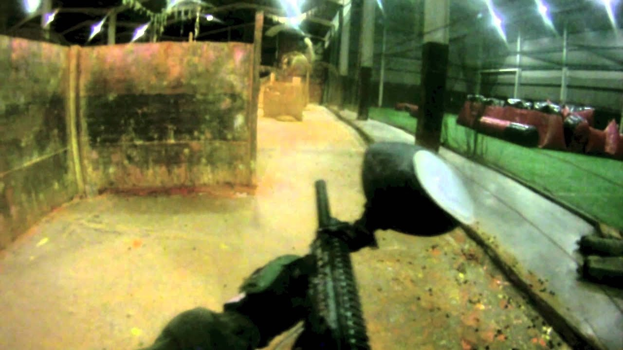 Paintball Bunker Bunker Indoor Paintball Palma