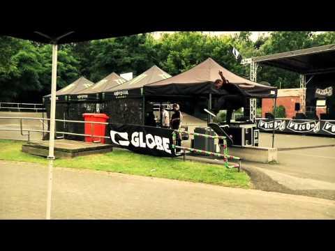 C1RCA BRATS N BREWS GERMANY TOUR 2012