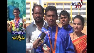 Special Report On Young Runner Venkatesh From Kadapa