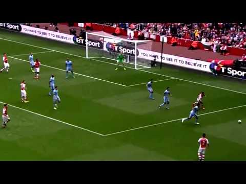 Alexis Sánchez vs Manchester City (Home)