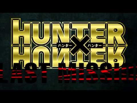 Hunter x Hunter   The Last Mission   Logo