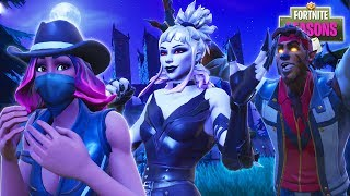 DIRE THE WOLF SAVES HIS GIRLFRIENDS LIFE!! *Season 6 NEW Skins* Fortnite short films
