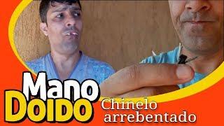 ARREBENTOU O CHINELO - PIADA DE DOIDO - MANO DOIDO PARAFUSO SOLTO