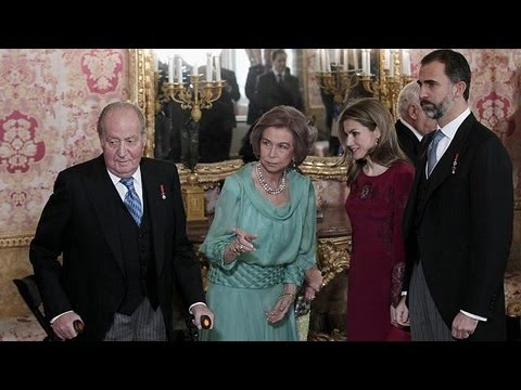 Spain's monarchy in crisis - reporter