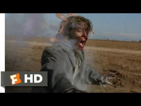 Near Dark (11/11) Movie CLIP - Sunrise Burns (1987) HD