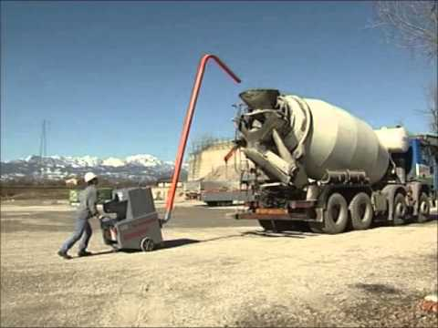 Video on the Dosapol machine