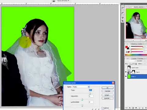 Tutorial Photoshop: Transparencias en Telas