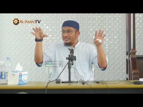 Kajian Umum: Ma'rifatullah Jalan untuk menyempurnakan Iman kepada NYA - Ustadz Abdullah Taslim, MA.