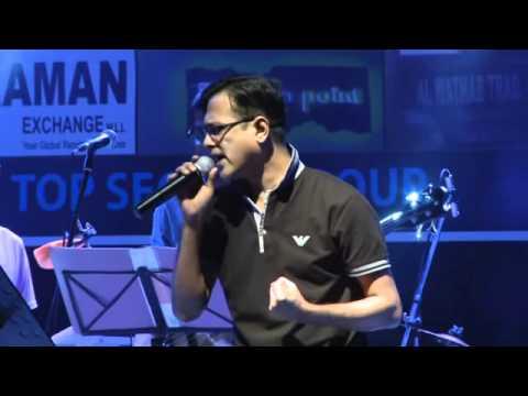 Asif Akbar New Concert | Top Secret Group, Qatar | Eid Event-2015