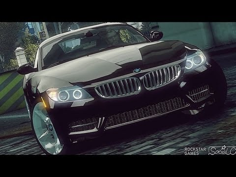 GTA 4 BMW Z4 2011 !!  ENB series Extreme Graphics  [ Car mods + RealizmIV + VisualIV ]