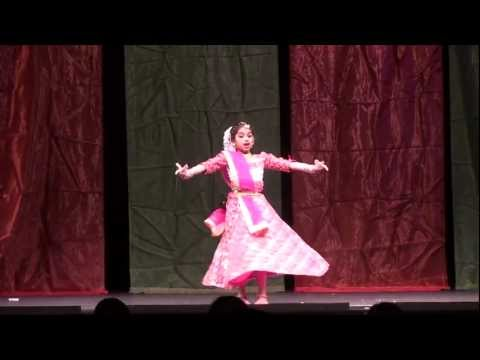 Pankh Hote To Ud Aati By Avantika Under Sub-junior Film Solo At Fia Republic Day Dance Competitions video
