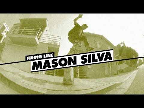 Firing Line: Mason Silva