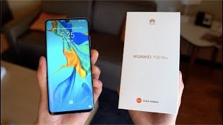 Huawei P30 Pro Unboxing!