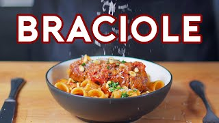 Binging with Babish: Braciole from Everybody Loves Raymond