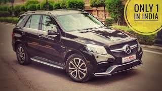GLE 63 AMG - Worth Rs. 2crore ++ in INDIA