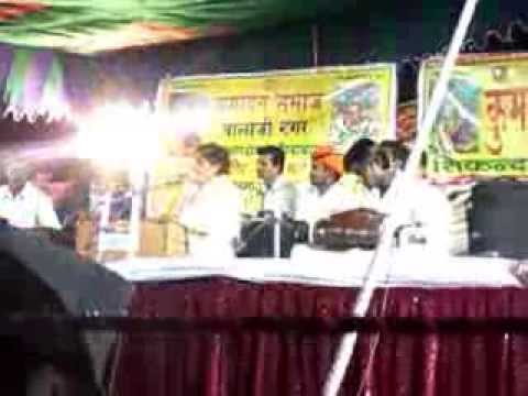 Marwadi Desi Bhajan Sathiji Maharaj Deoli Kala At (kumawat Samaj Balaji Nagar )by Bharath Kumawatbad video